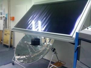 Solarthermie und Solarkocher