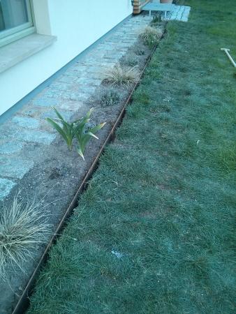 Mein Hausbau Blog » 10 Meter rostiger Stahl «